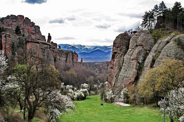 Пещера Дьявольское горло в Болгарии
