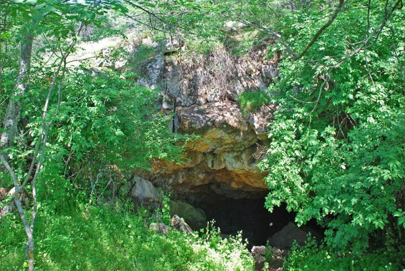 Пещера Сюндюрлю- Коба