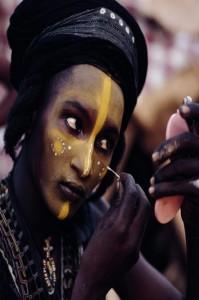 Праздник Геревол в Нигере