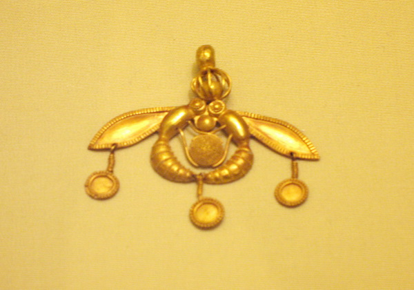 Символ Крита - минойские пчелки