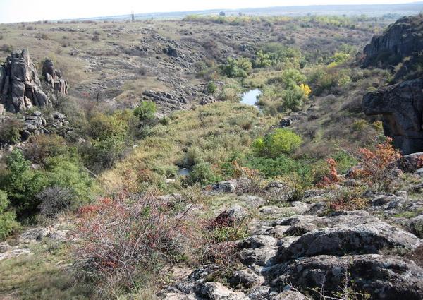 Долина Дьявола на реке Мертвовод