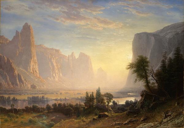 Йосемити и золотая лихорадка