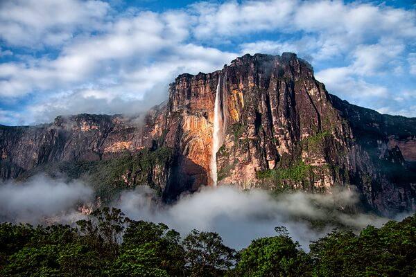 Путешествие к водопаду Анхель - туры по Венесуэле