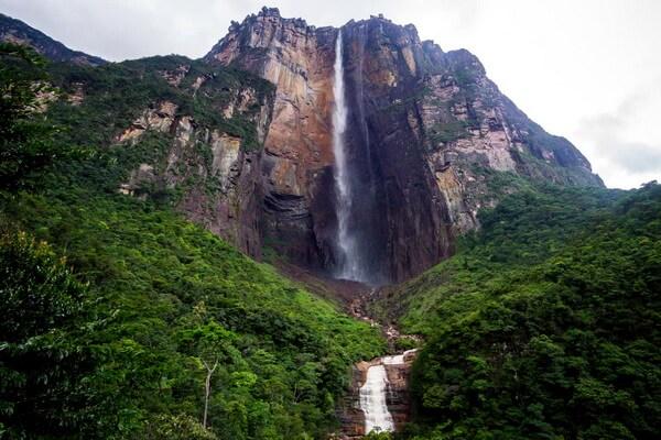 Как добраться к водопаду Анхель в Венесуэле
