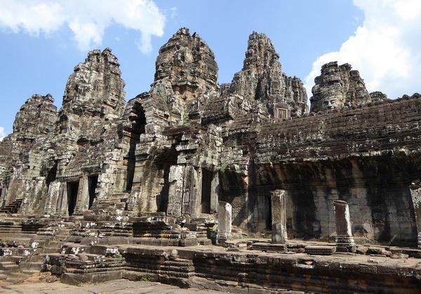 История открытия Ангкор-Ват в Камбодже