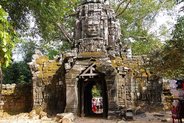 Экскурсии в Ангкор-Ват