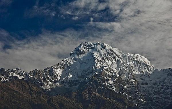 Вершина Аннапурна и история её покорения