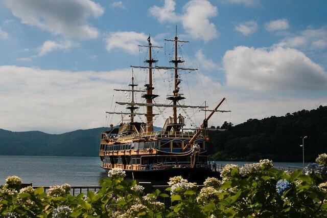 ТОП-10 стран с пиратским прошлым