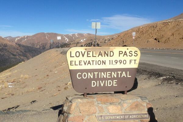 Протяжённые туристические маршруты США - Континентальный рубеж
