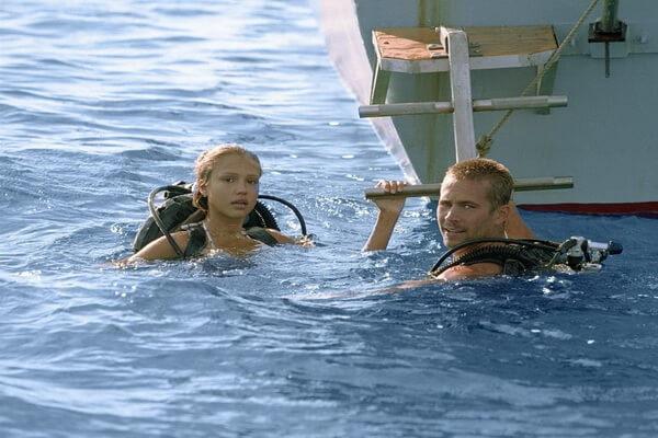 Лучшие фильмы про дайверов и дайвинг - Добро пожаловать в рай! (2005)