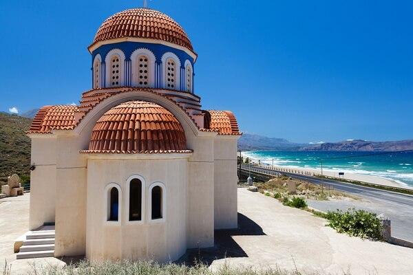 Лучшие греческие острова - Крит