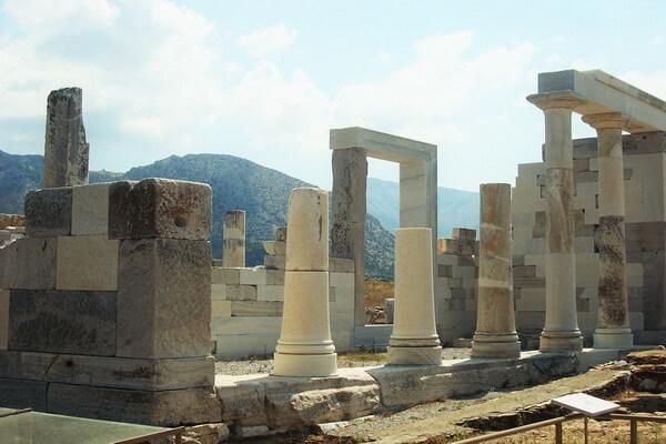 Лучшие греческие острова - Делос
