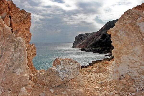 Лучшие острова Греции - Милос