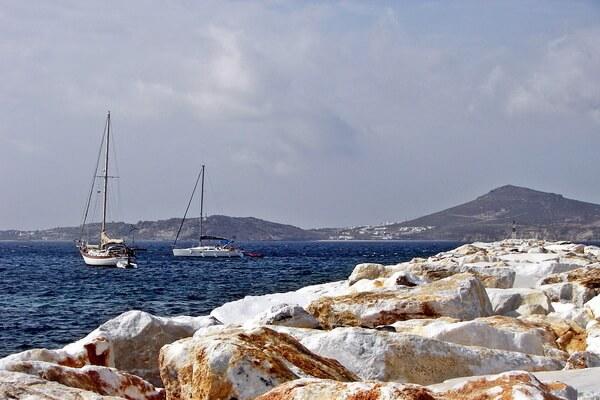 Яхтинг по греческим островам - Наксос