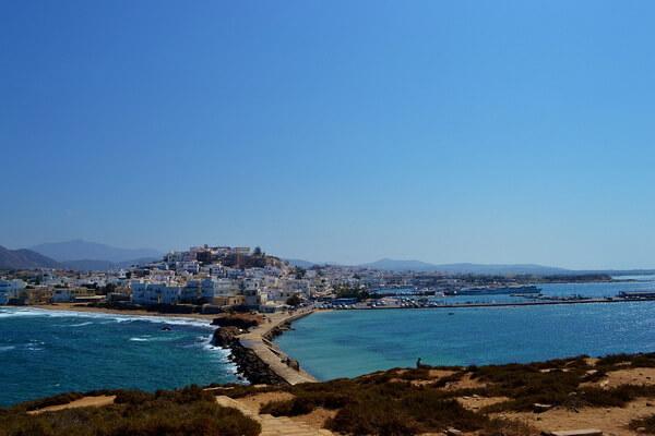 Лучшие греческие острова - Наксос