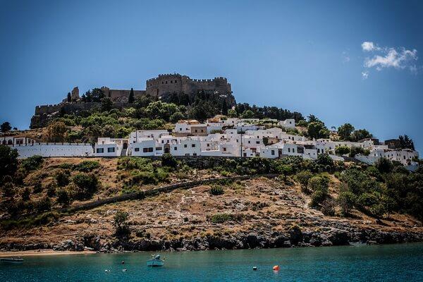 Лучшие острова Греции - Родос