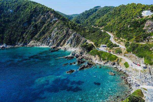 Лучшие греческие острова - Скопелос