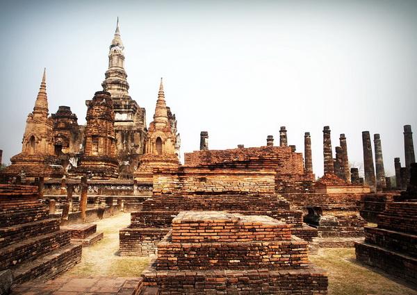 Популярные места киносъёмок в Таиланде - Древний город в Бангкоке