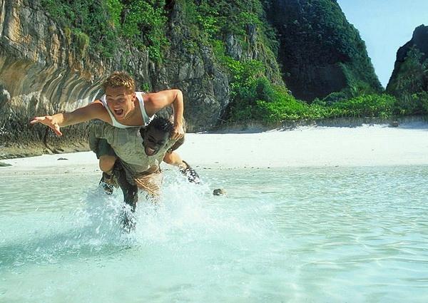 Места съёмок в Таиланде фильма Пляж