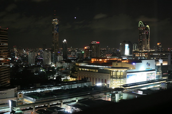 Кинотуризм в Таиланде - Бангкок
