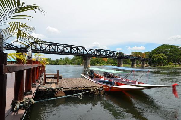 Кинотуризм в Таиланде - Река Квай