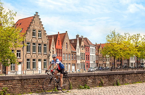 Велотуры по Бельгии