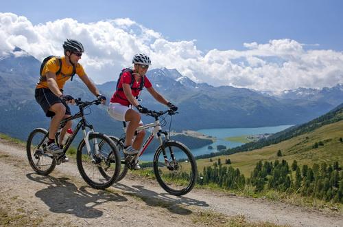 Велопутешествия по Швейцарии