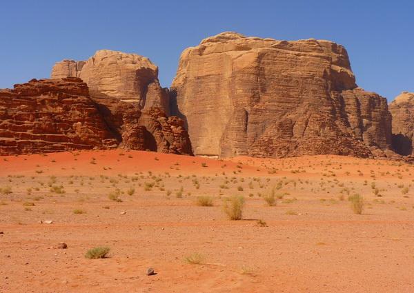 Полёт на воздушном шаре над пустыней Вади Рам
