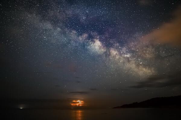 Лучшие места для астрономического туризма - Полуостров Идзу в Японии