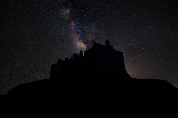 Лучшие места для астрономического туризма - Шотландия