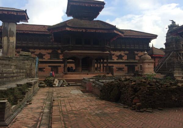 Площадь Бхактапур Дурбар, Непал