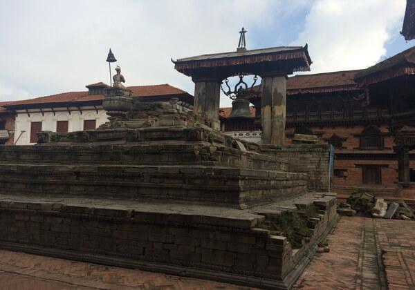Колокол Таледжу, Бхактапур