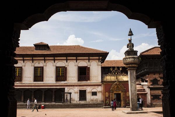 Достопримечательности Бхактапура (Непал)