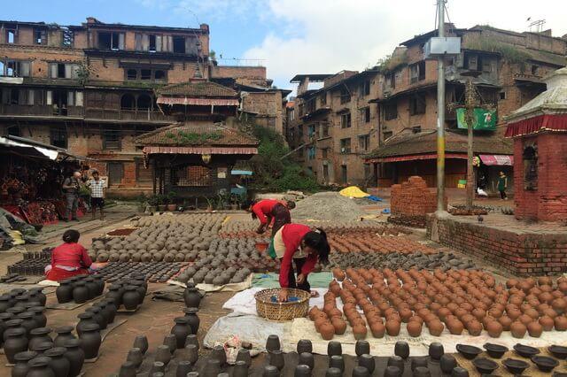 Бхактапур (Непал) и его достопримечательности