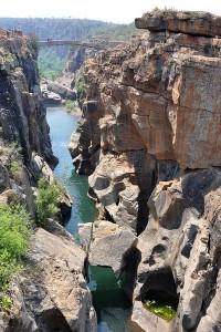 Каньон Блайд в ЮАР