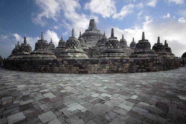 История храма Боробудур