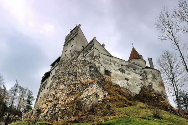 Дракула Влад Цепеш и замок Бран в Румынии