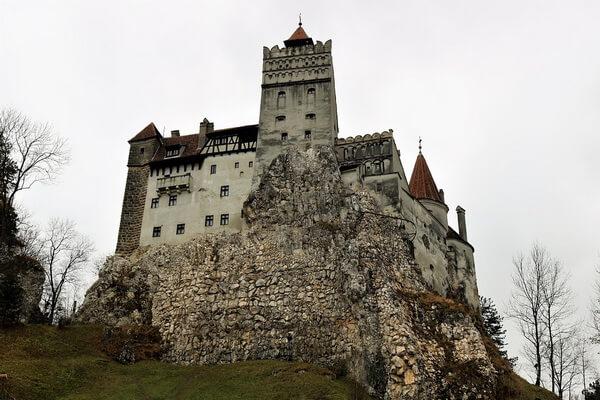 Замок Бран в Румынии - фото и история