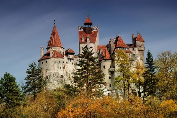 Легенды замка Бран в Румынии