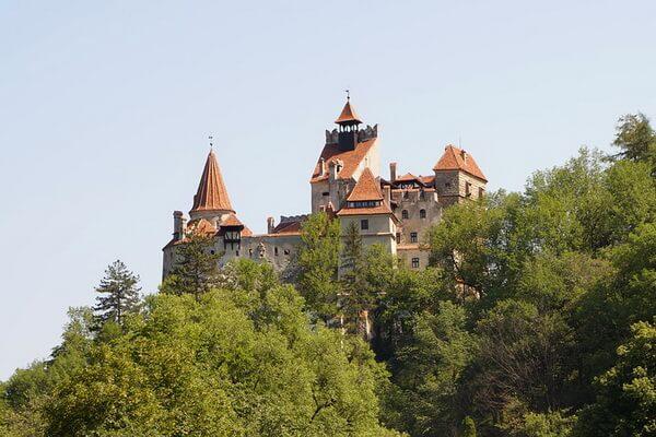 Достопримечательности Трансильвании - Замок Бран