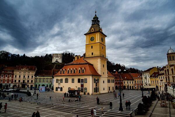 Достопримечательности Трансильвании - Брашов