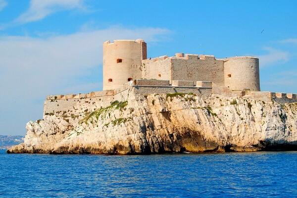 История замка Иф во Франции