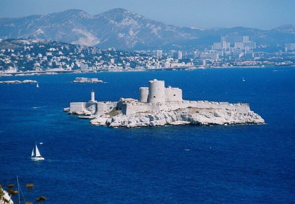 Замок Иф в истории и литературе