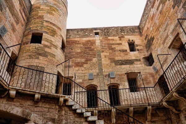 Замок Иф в Марселе