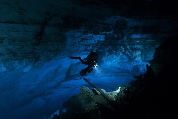 Пещера Ласточек и съёмки фильма Санктум