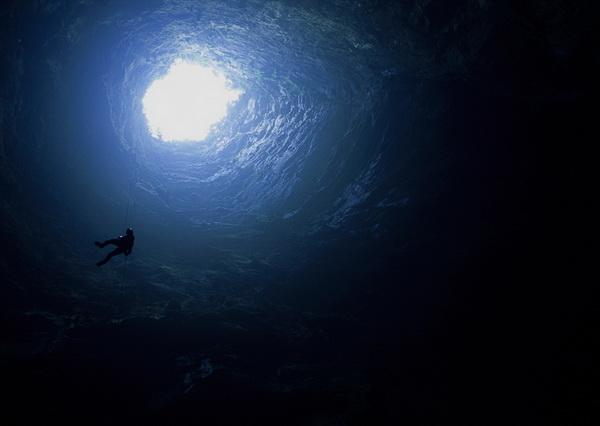 Пещера Ласточек - рай для спелеологов и разных экстремалов