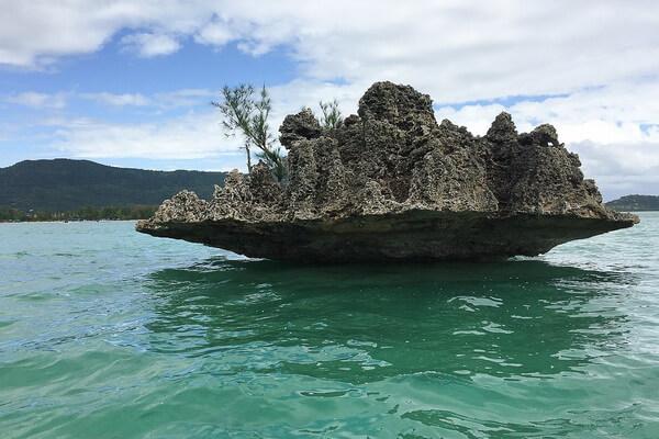 Кристал-Рок, Маврикий