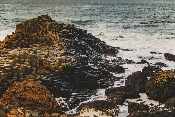 Природные достопримечательности Европы с фото и описанием - Дорога гигантов в Северной Ирландии