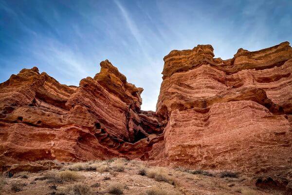 Природные достопримечательности Казахстана с фото и описанием - Чарынский каньон