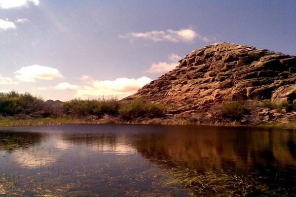 Природные достопримечательности Казахстана с фото и описанием - Горы Улытау